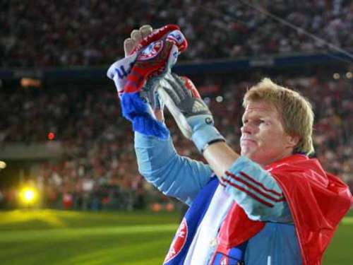 Happy Birthday Oliver Kahn: Der Titan wird 40