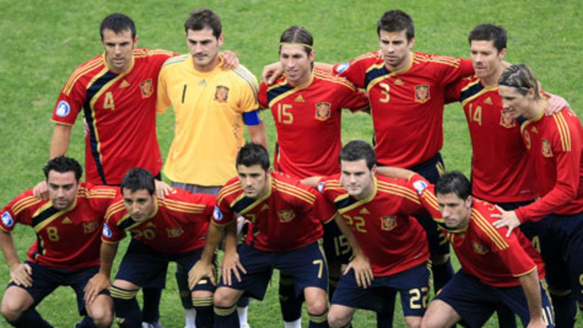 Torschützenkönig Spanien