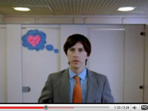 Video des Tages: Post-It Love