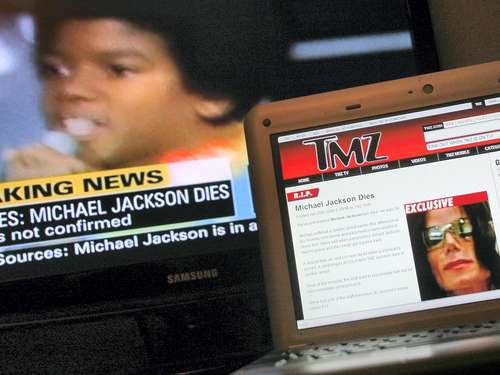 Michael Jackson tot: Trauer im Netz um den King of Pop