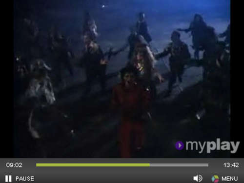 Video des Tages: Thriller