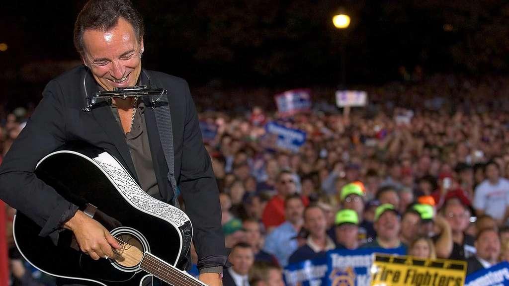 Bruce Springsteen Feiert 60 Geburtstag Stars