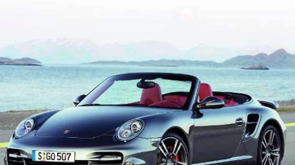 neuer porsche 911 turbo kommt ende november auf den markt. Black Bedroom Furniture Sets. Home Design Ideas