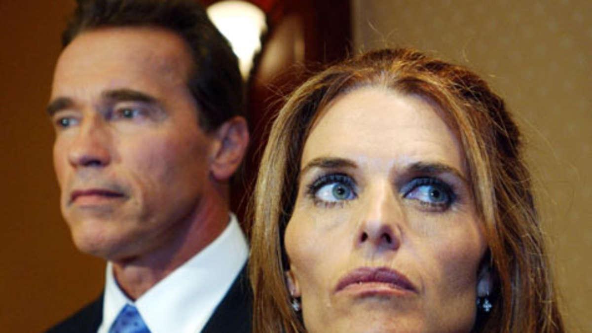 Arnold Schwarzenegger Ehefrau