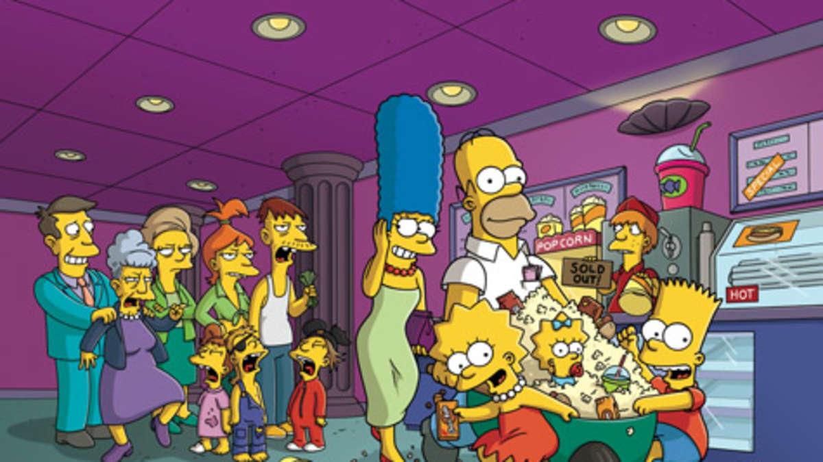 Neue Serie Von Simpsons Macher
