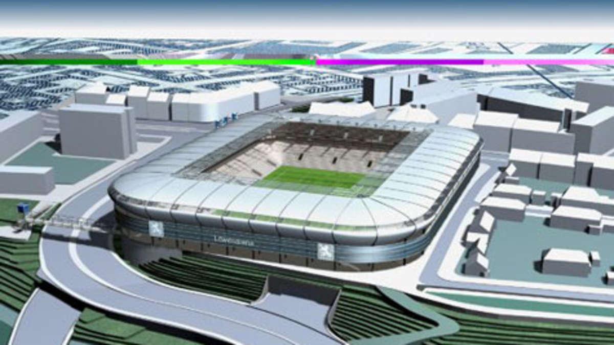 1860 Neues Stadion