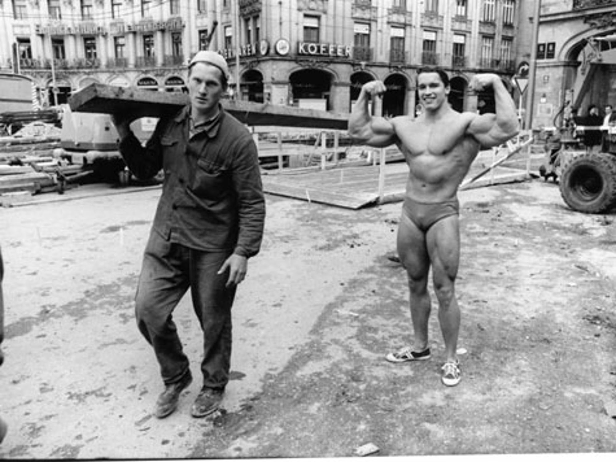 arnold schwarzenegger vergangenheit in mnchen - Arnold Schwarzenegger Lebenslauf