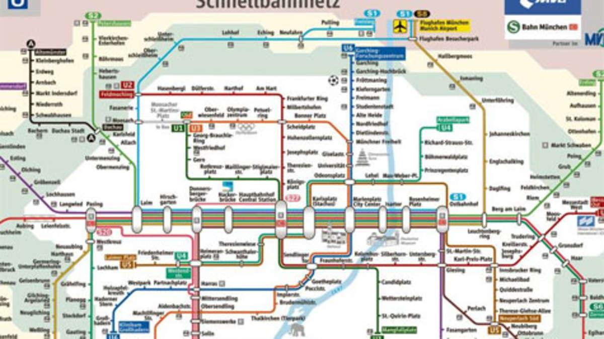 S Bahn Das Neue Liniennetz Der Große überblick Für