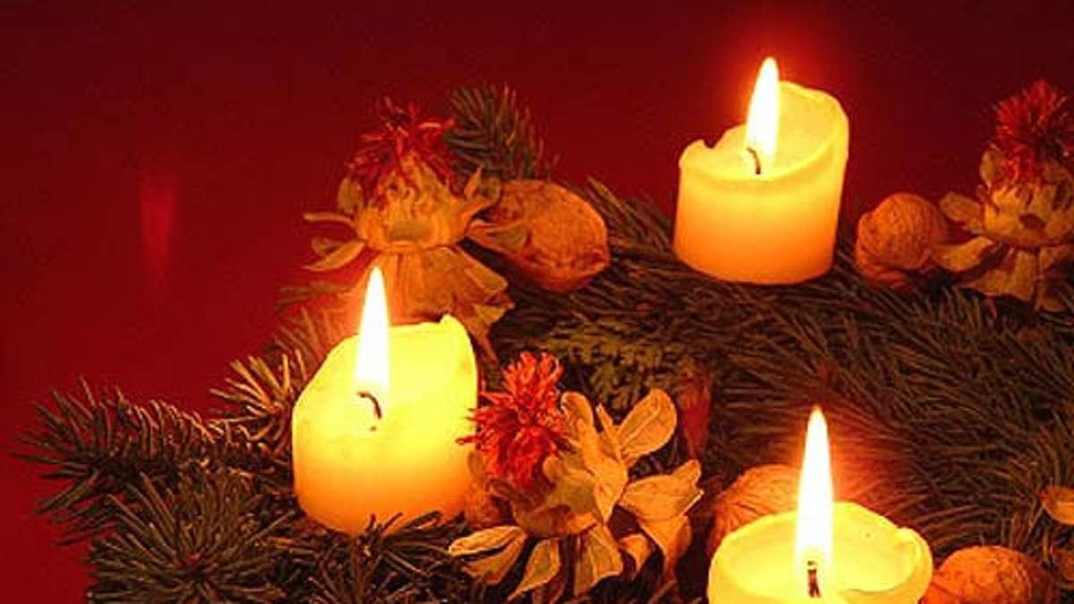 bayern brauchtum advent weihnachten leben. Black Bedroom Furniture Sets. Home Design Ideas