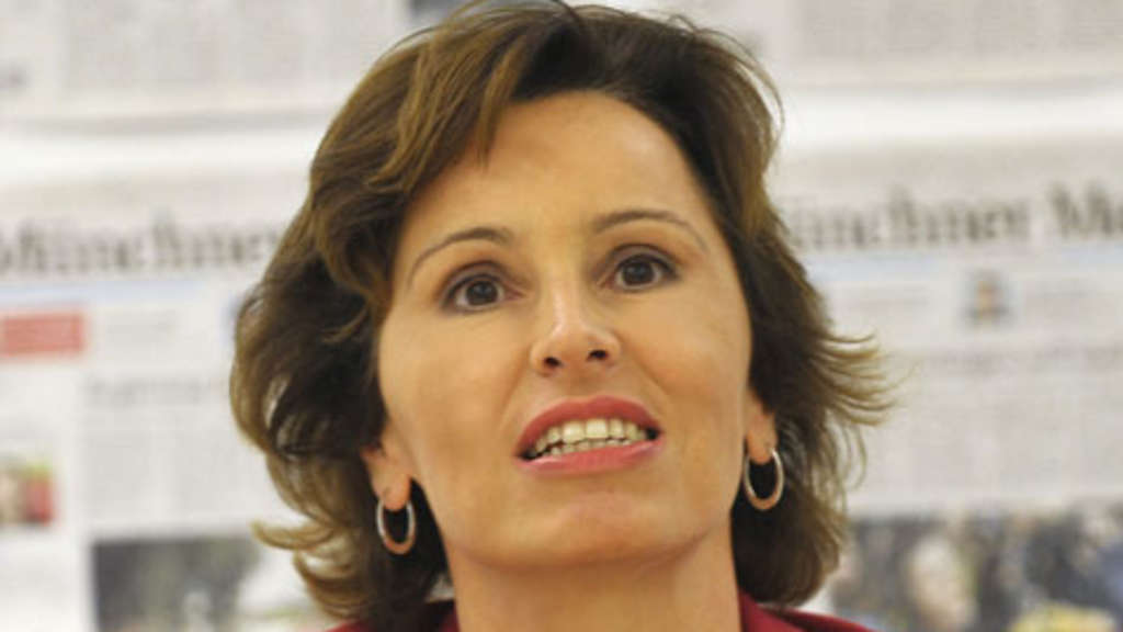 Christine Haderthauer Schlaganfall
