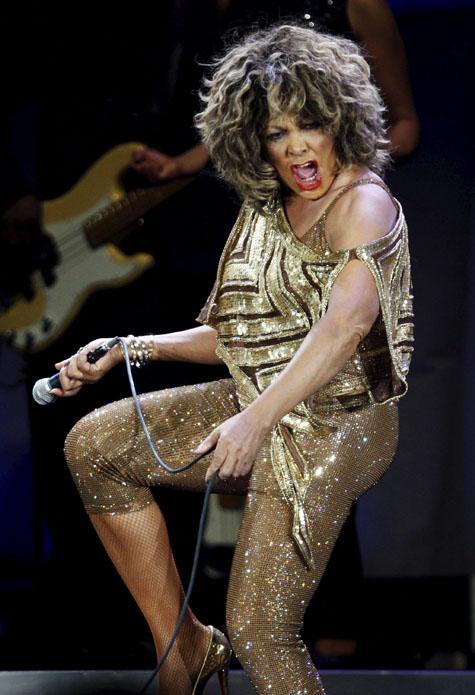 Bach alter erwin Tina Turner