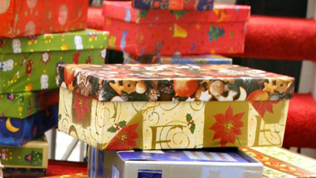 Die besten Geschenkideen zu Weihnachten - Forsa-Umfrage ...