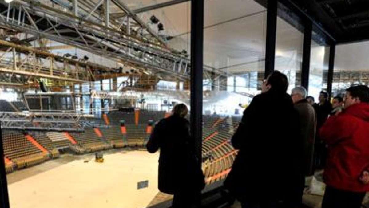 mit kosten zwischen 60 und 70 millionen euro wird die m nchner olympiahalle modernisiert stadt. Black Bedroom Furniture Sets. Home Design Ideas