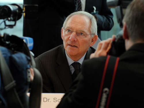 Schäuble will Milliarden einsparen