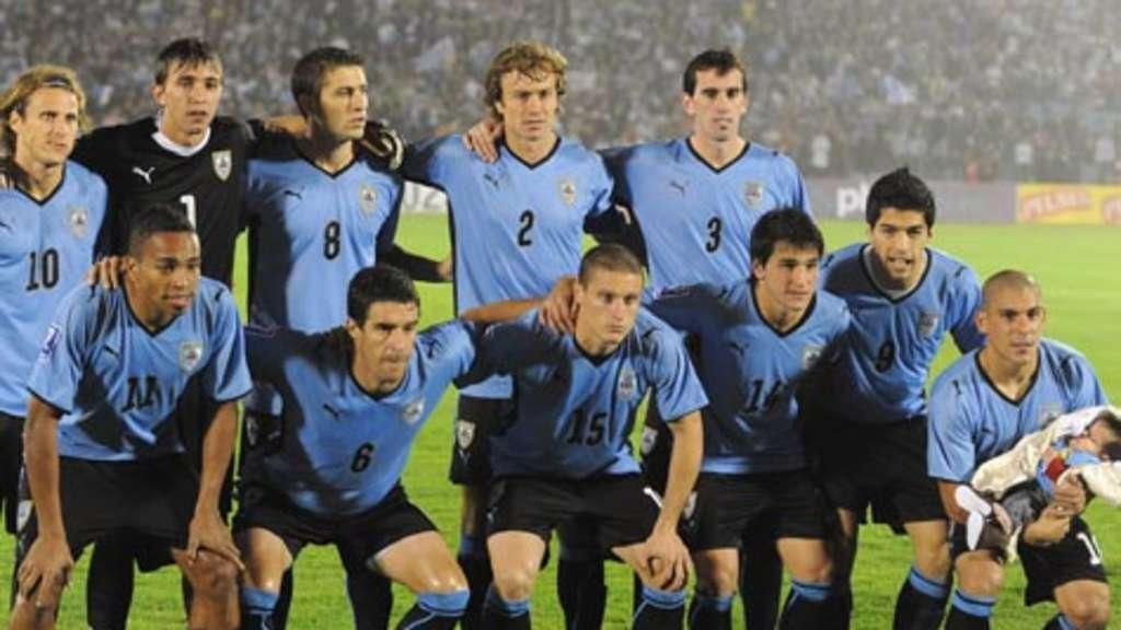Fussball Uruguay