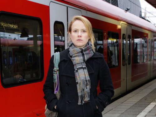 S-Bahn-Retterin Claudia M. im Interview