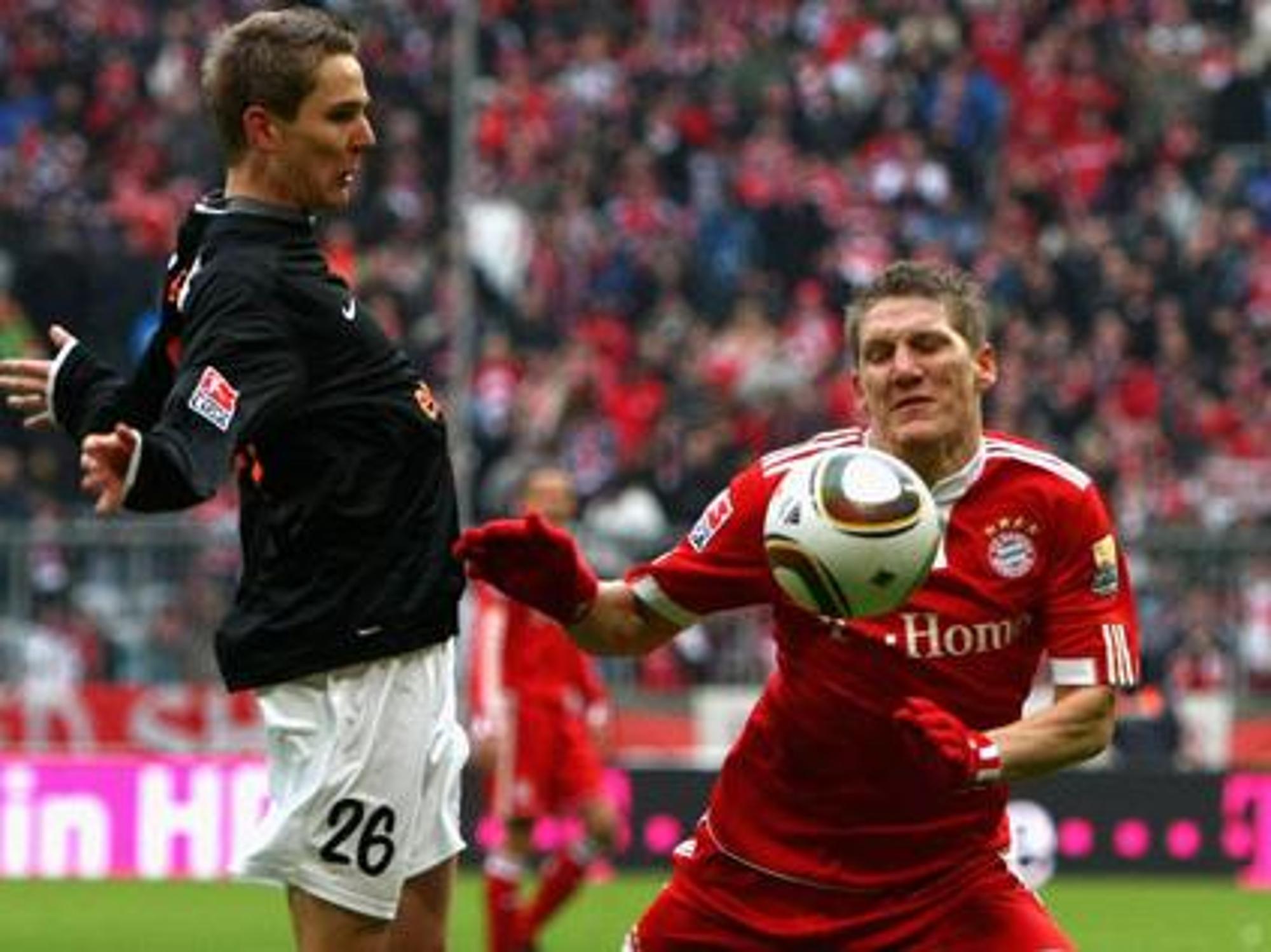 Mainz Gegen Bayern