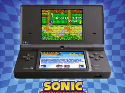 Screenshots: Sonic Classic Collection