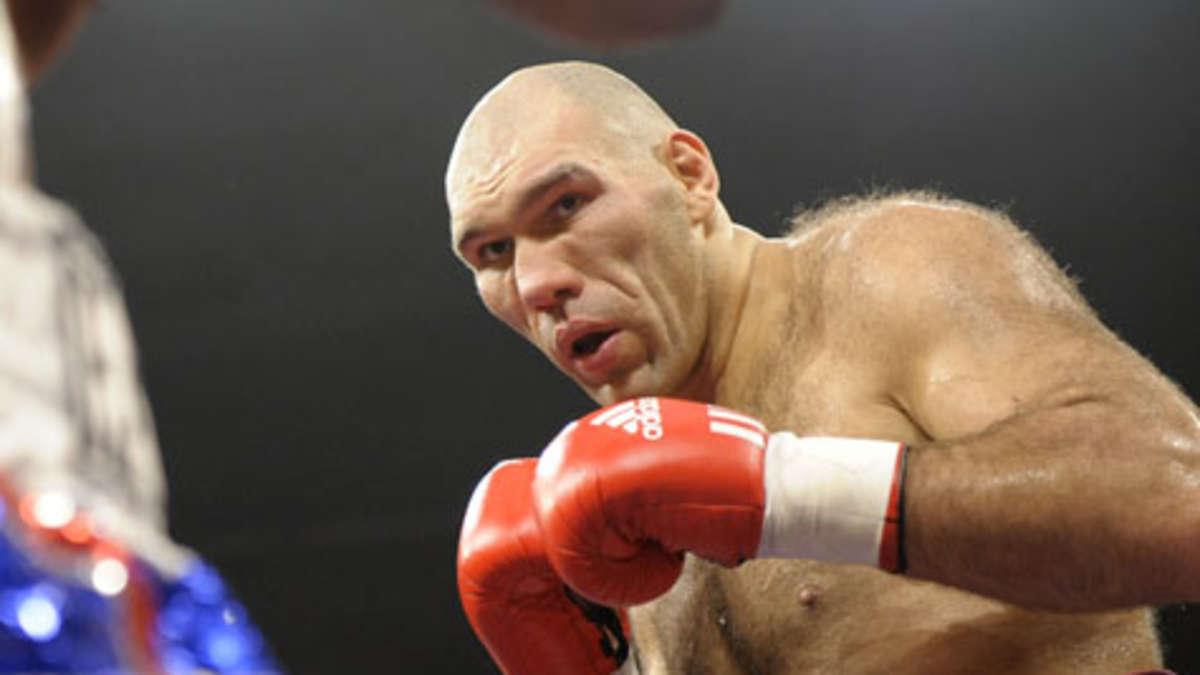 Boxer Walujew
