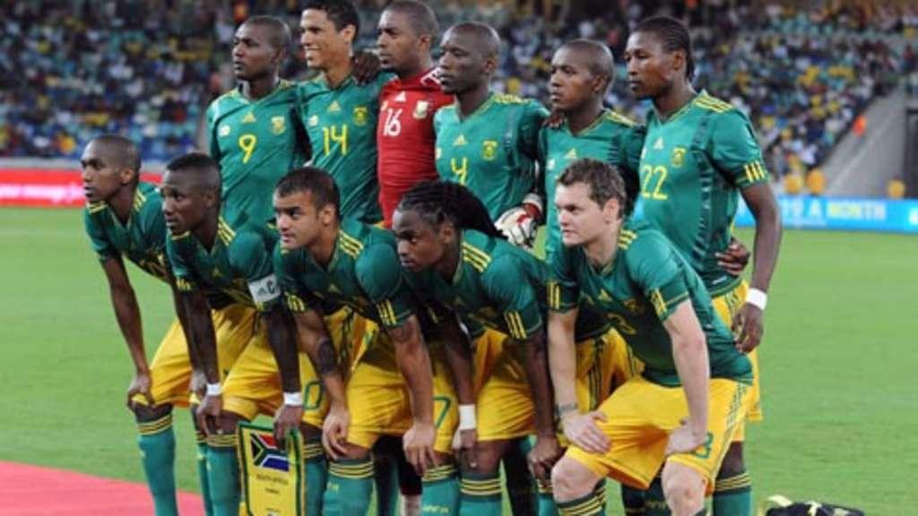 Fußball Wm 2010 Der Wm Gastgeber Südafrika Steht Unter Druck Fußball
