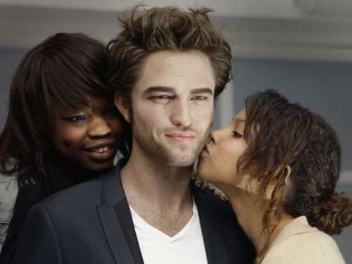 Robert Pattinson als Wachsfigur