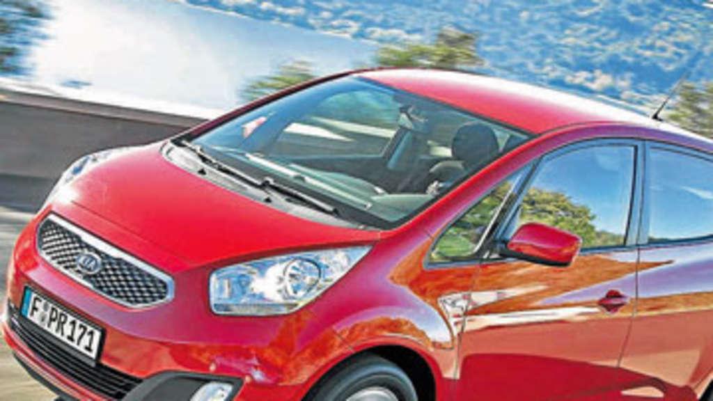 Schema Elettrico Kia Venga : Kia venga mit der sorglos flatrate passt in kein schema auto