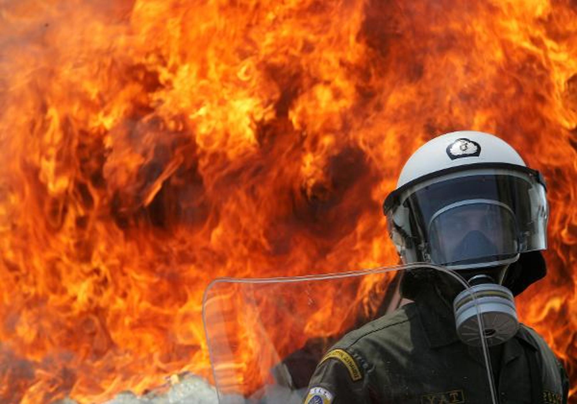 прикольные картинки пожаров поилки