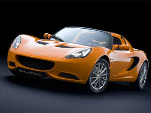 Lotus Elise in neuem Glanz