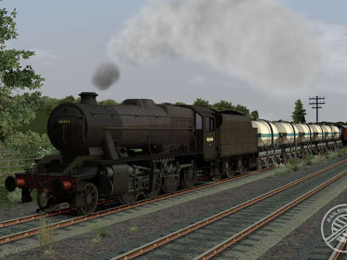 Screenshots: Train Simulator Railworks 2010