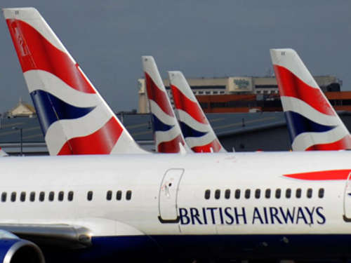 British Airways mit Rekordverlust