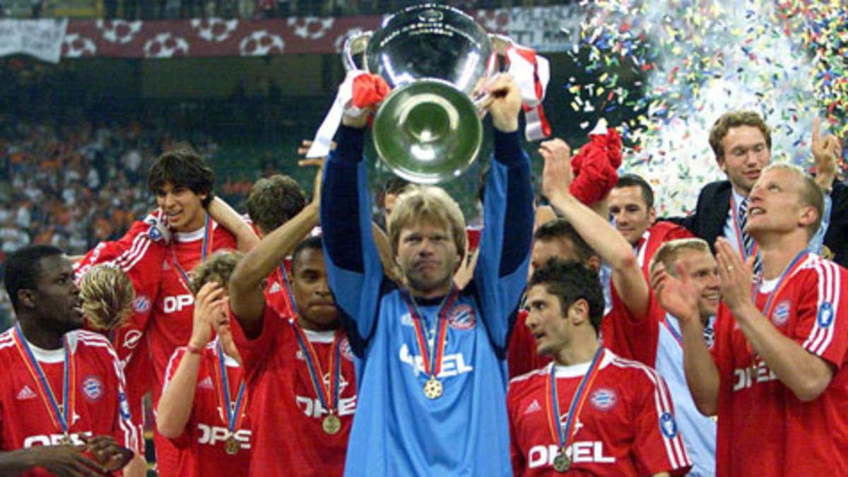Höchster Champions League Sieg