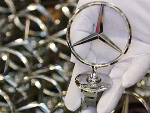 Daimler investiert Milliarden in China