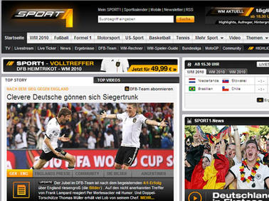 Website, Erste Mannschaft. Cheftrainer, Andrea Stramaccioni.