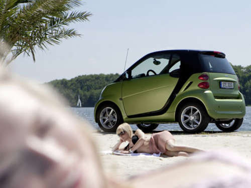 Smart fortwo: Die Generation 2010