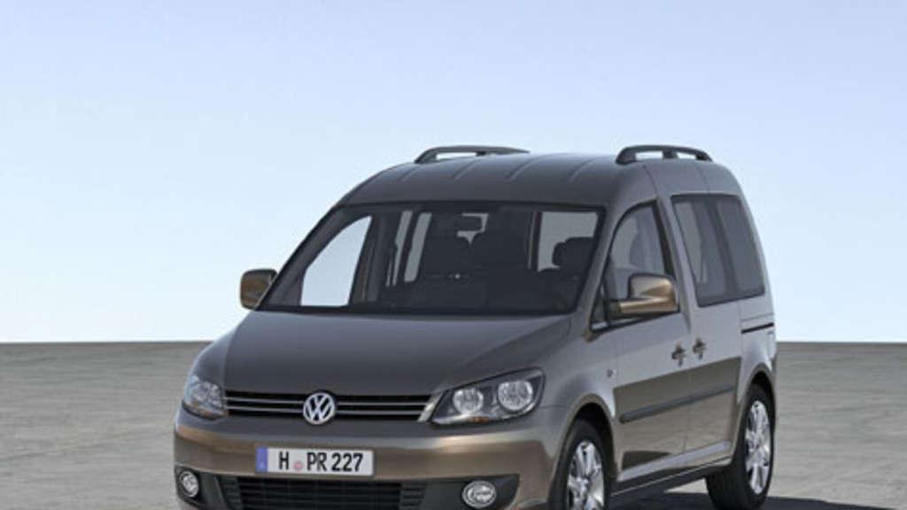 der neue vw caddy kommt im herbst 2010 auf den markt auto. Black Bedroom Furniture Sets. Home Design Ideas