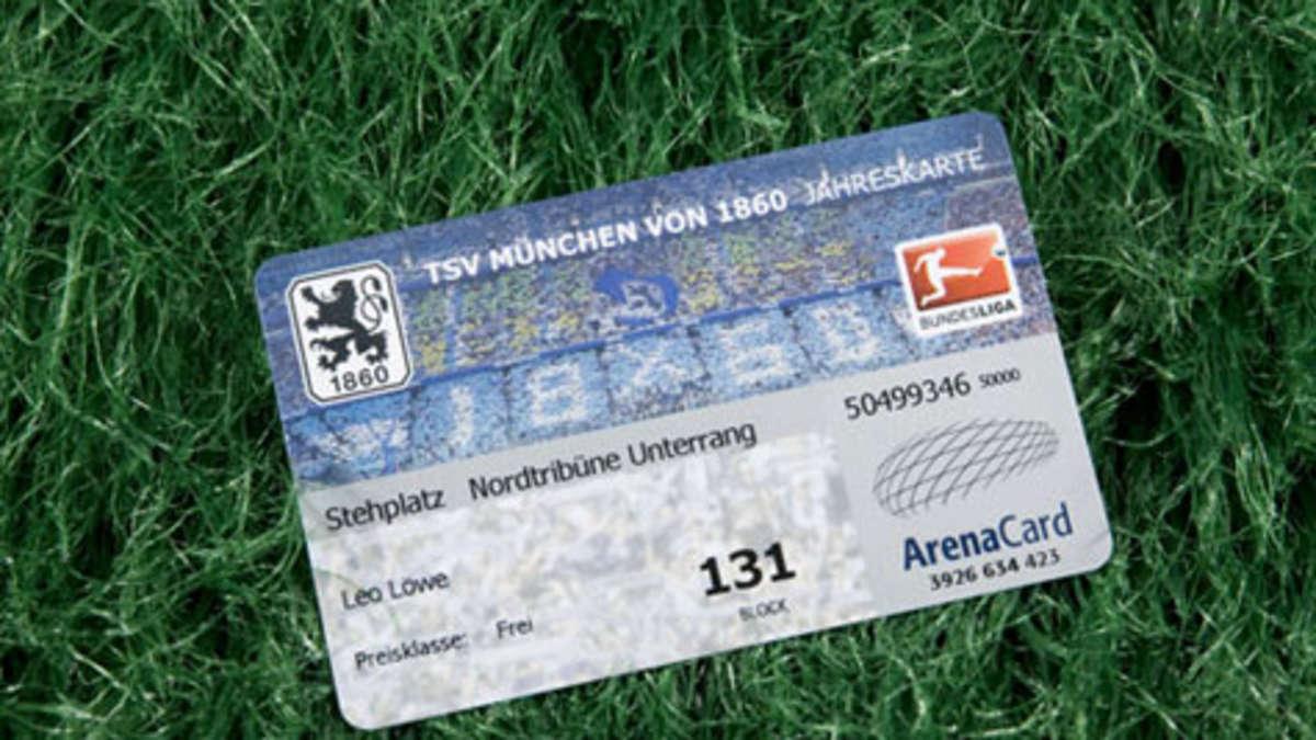 Bayern München Dauerkarte