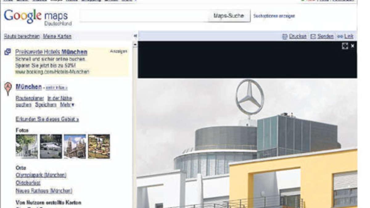 Google Street View: Wie Bilder Nicht Ins Internet Kommen