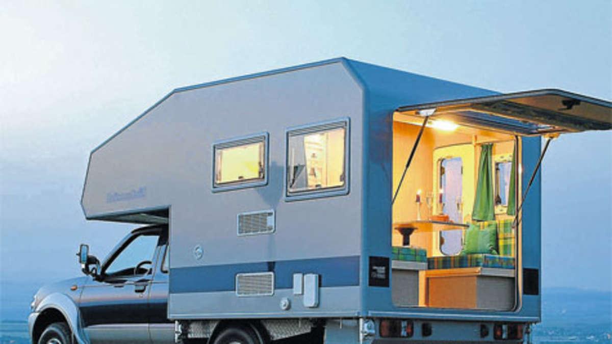 wohnmobile f r ganz besondere ziele auf dem d sseldorfer salon auto. Black Bedroom Furniture Sets. Home Design Ideas