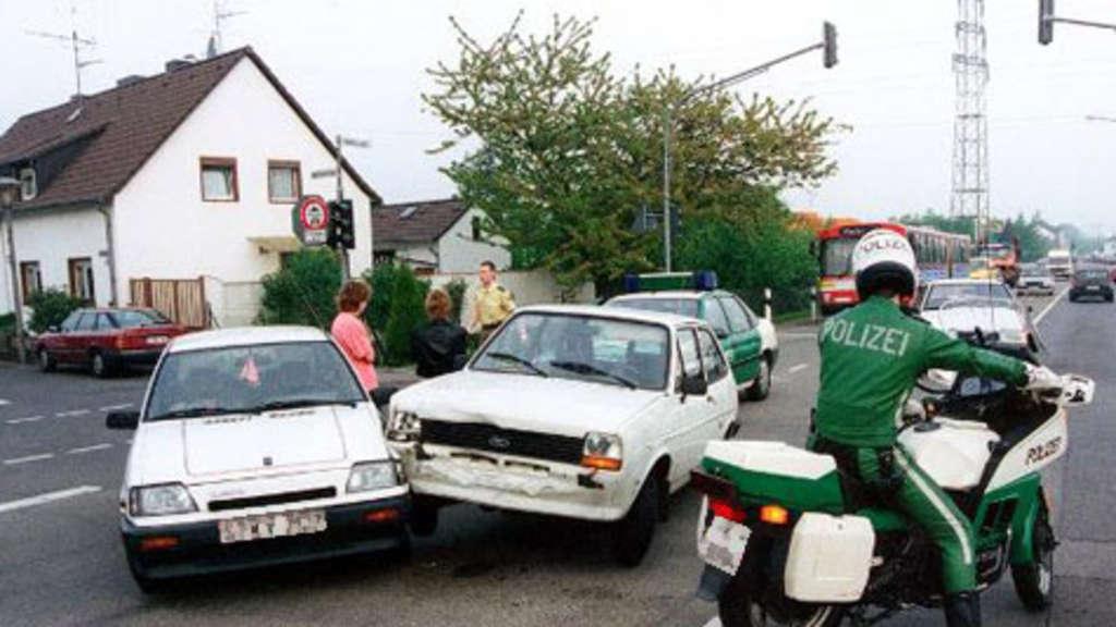 Autounfall - Richtiges Verhalten nach dem Krach | Auto