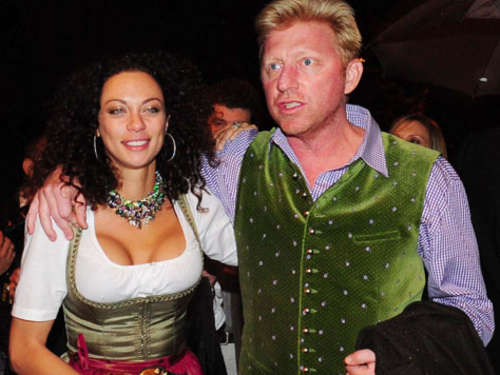 Wiesn-Promis: Bum Bum Boris und King Kahn