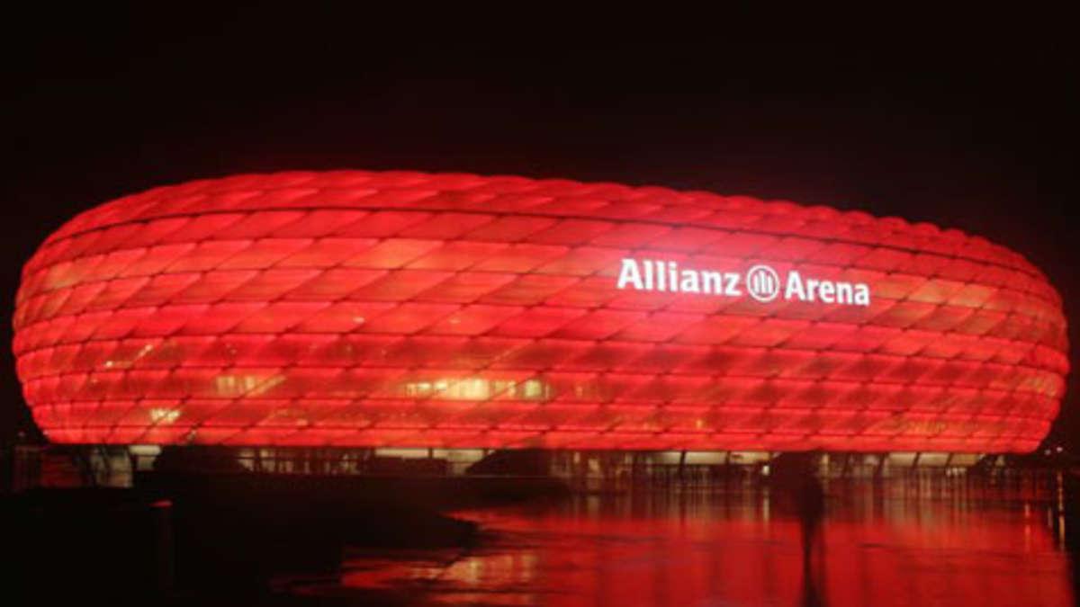 Wie Groß Ist Die Allianz Arena
