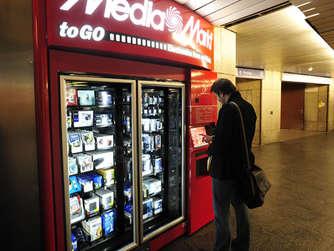 SГјГџigkeiten Die Man In Einem Automaten Finden Kann