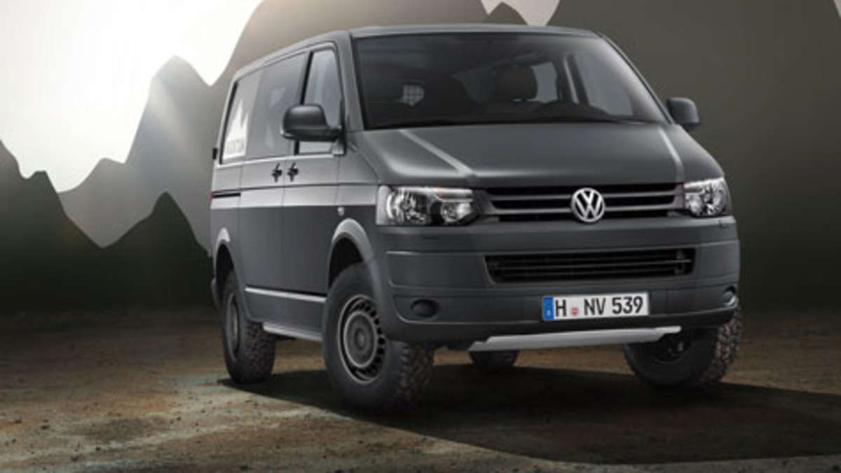 volkswagen t5 rockton f r schwieriges gel nde auto. Black Bedroom Furniture Sets. Home Design Ideas