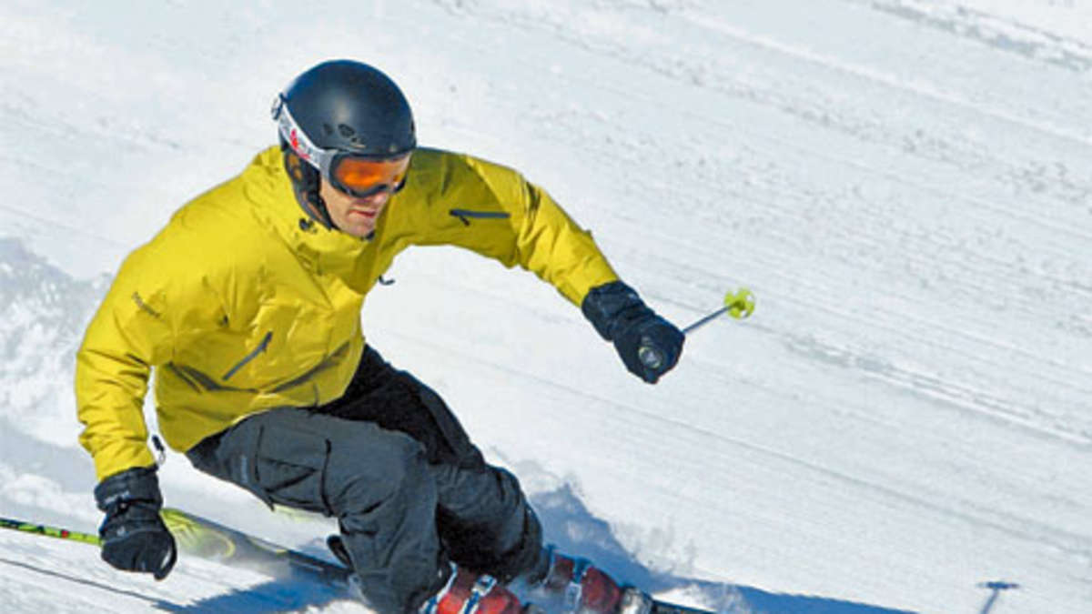 Neuer skitrend nach carving nun rocker outdoor