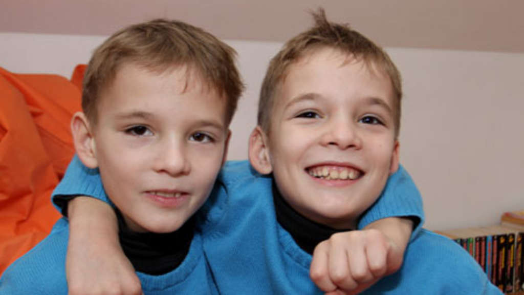 Schauspieler Zwillinge