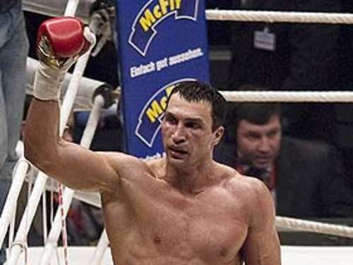 Klitschko holt Chisora-Kampf am 30. April nach