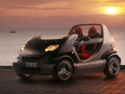 Comeback für Smart Crossblade?