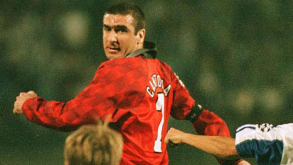 Eric Cantona heuert beim Club New York Cosmos an