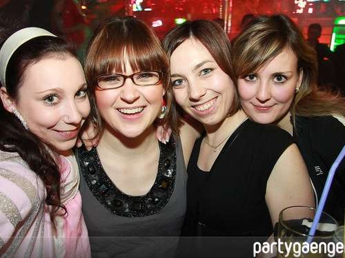 PLAYERS NIGHT am 29.01.2011
