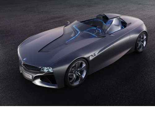 BMW: Vision Connected Drive